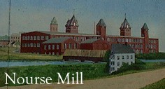 Nourse Mill Mural